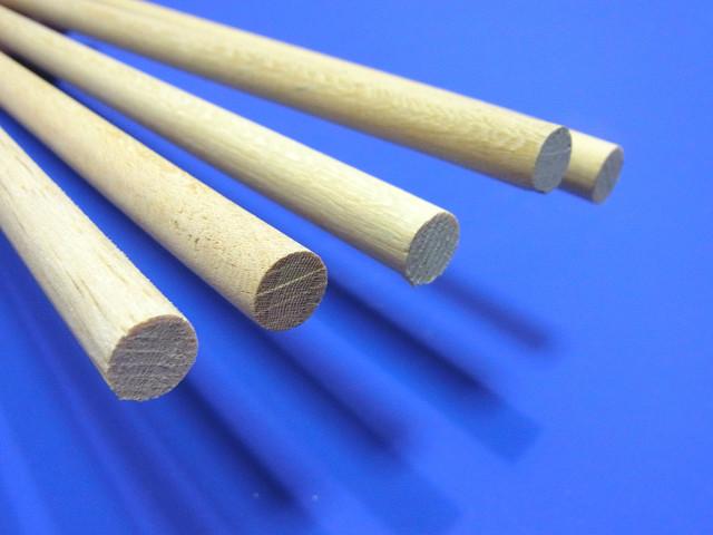 直径10㎜・長さ1mの丸棒