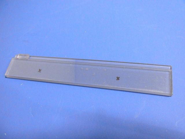 プロクソンのテーブルルーター用の自作の補助具(治具)