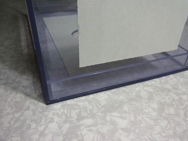 ウールボックスの補強板の取り付けイメージ