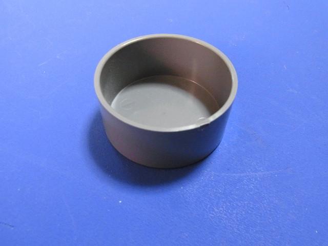 呼び径40mm(外径48mm)の塩ビ管のキャップ
