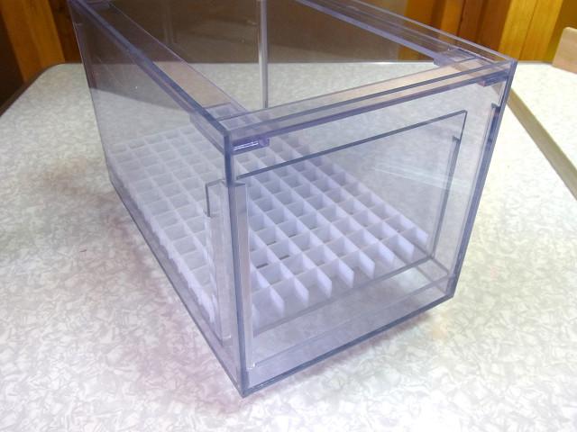 自作ウールボックスの本体が完成