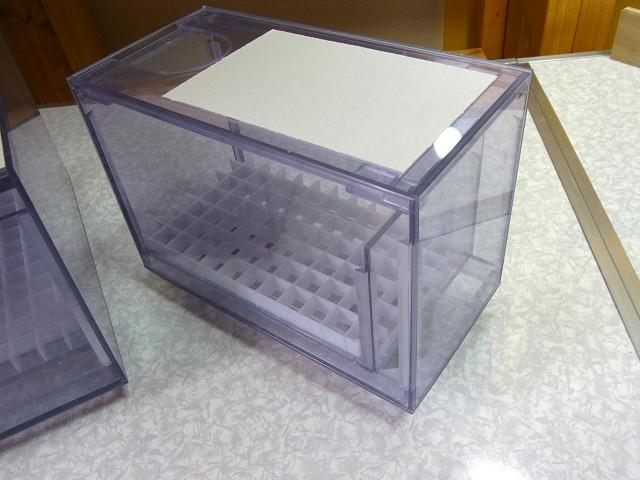 ミニオーバーフロー水槽用ウールボックス