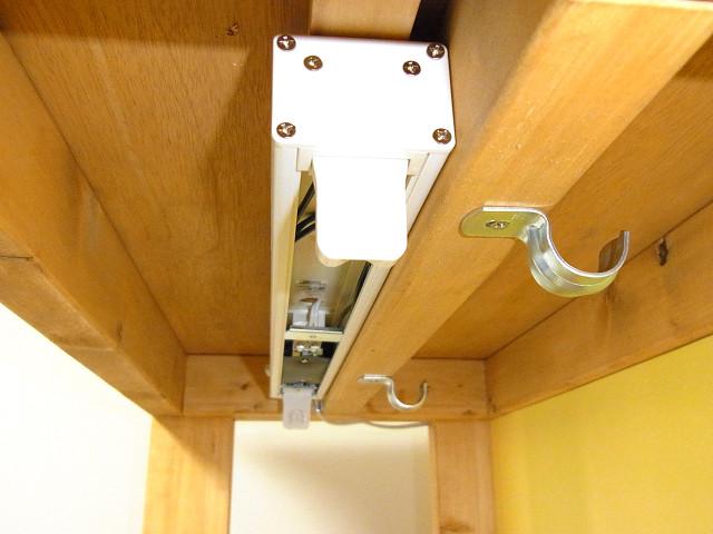 多段連結オーバーフロー水槽用の照明