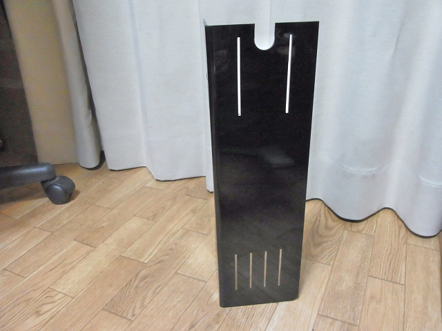 ミニオーバーフロー水槽用のコーナーカバー