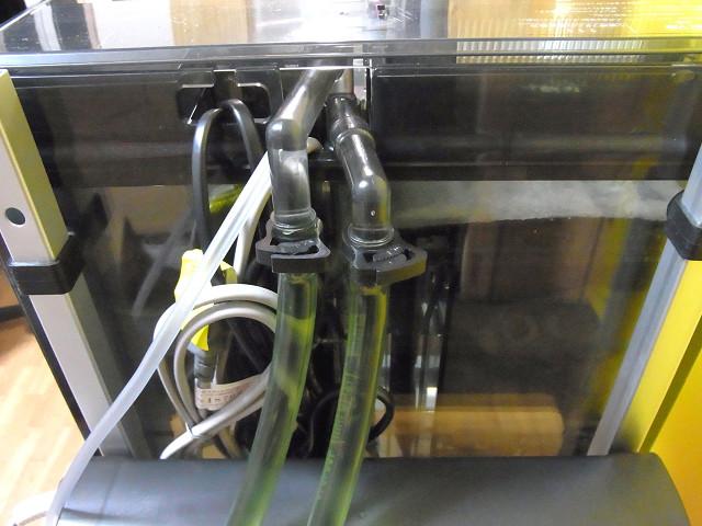 海道システムとゼンスイクーラー ZC-100を接続