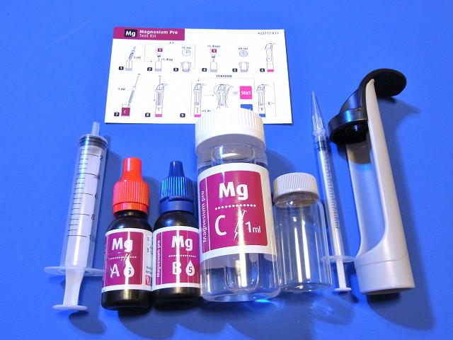 レッドシーのマグネシウムプロテストキット