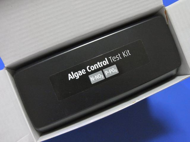 レッドシーのアルジーコントロールテストキット