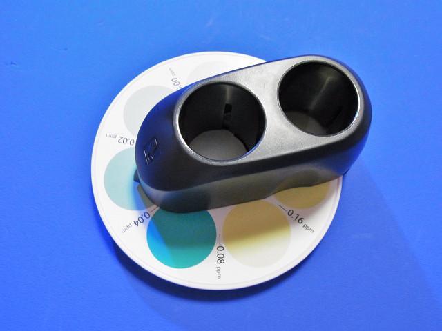 レッドシーのアルジーコントロールテストキットの比色器