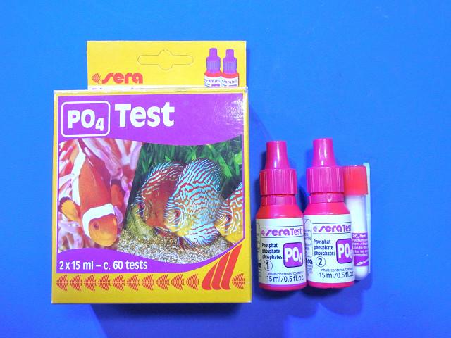 セラのPO4(リン酸)テスト