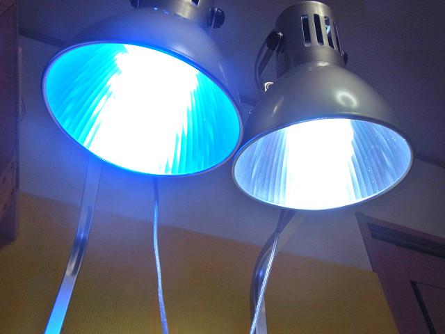 海道システムの蛍光灯カミハタのヴォルテス