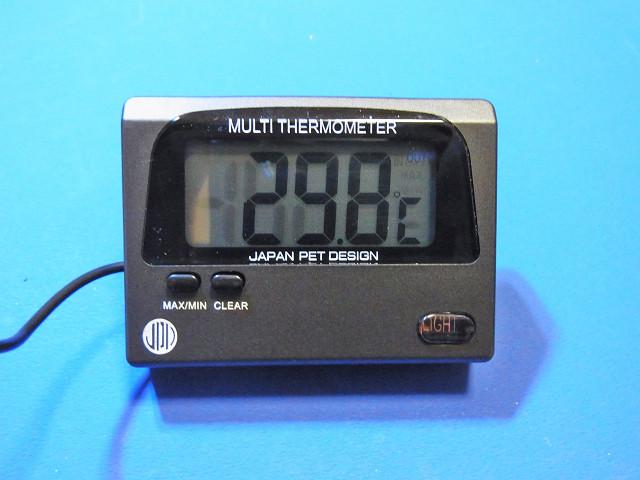 ニチドウマルチ水温計