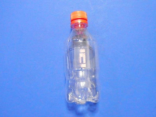 バクトフードSPの培養に使う炭酸飲料のペットボトル