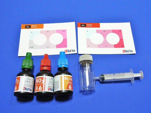 MCP硝酸塩/亜硝酸塩テストキット