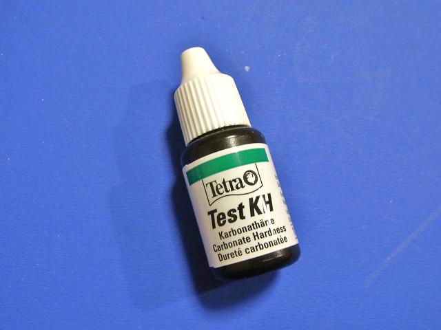テトラテスト炭酸塩硬度試薬KH